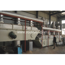 Energy Saving Vibrating Fluidized Bed Drying Machinery